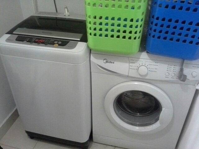 酸素系漂白剤で洗濯槽クリーニング   あさのときどき記録帳