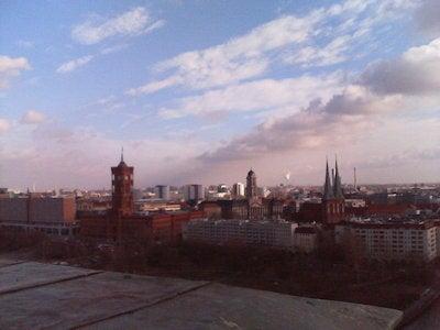 大聖堂からの眺め