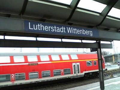 ルターシュタットヴィッテンベルグ