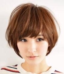エラ張りさんの似合う髪型 ...
