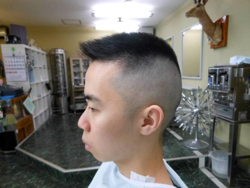 最新のヘアスタイル giカット髪型  GIカット 16 クルーカット .