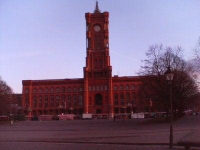12244 ベルリン市庁舎