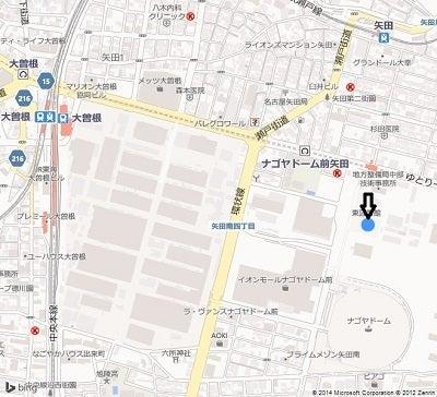 東スポーツセンター地図