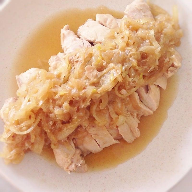 鶏肉の玉ねぎ煮