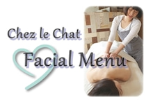 Chez le Chat Facial menu