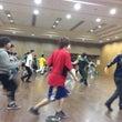 ダンス稽古☆