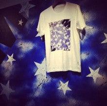 AZI by M Tシャツ 03