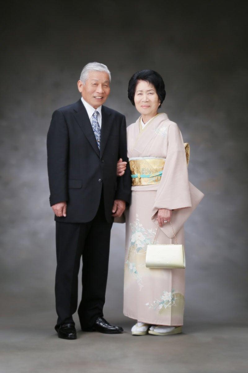 夫婦でツーショット写真2