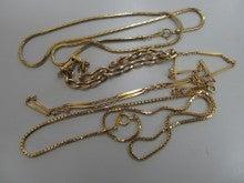 18金 ネックレス ブレスレット