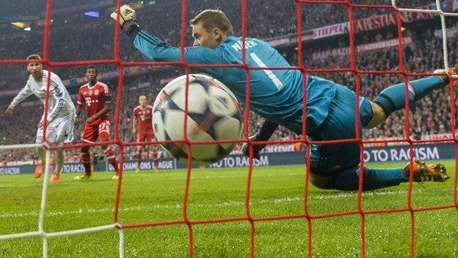 レアルマドリード バイエルン チャンピオンズリーグ 準決勝 決勝進出 12シーズンぶり 第2戦