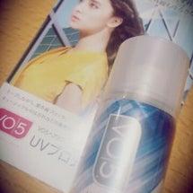 VO5 新製品 UV…