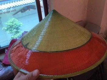 花腰タイ族帽子1