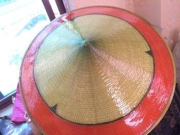花腰タイ族帽子2