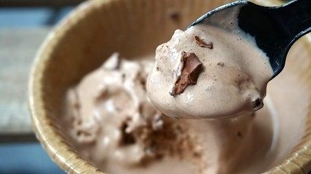 ダリケー本店 チョコレートアイスクリーム