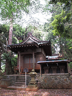 山神社(市山新田)