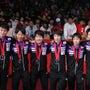 世界卓球選手権終了