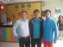 花妙林老師と韋剣老師