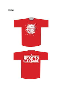 Supporters T-Shirts