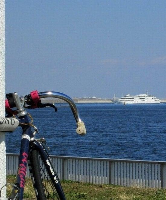 船旅への羨望a