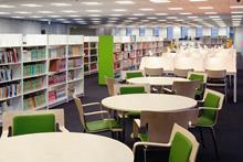 区民の書斎