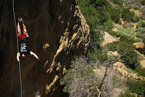 1405 sam abseiling in la
