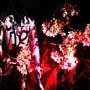 身体墨画 『桜』