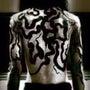 身体墨画 『魂』