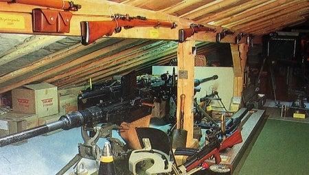 スイス武器庫