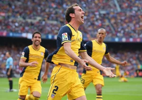 リーガエスパニョーラ最終節 バルセロナ アトレティコ・マドリード 勝てば優勝