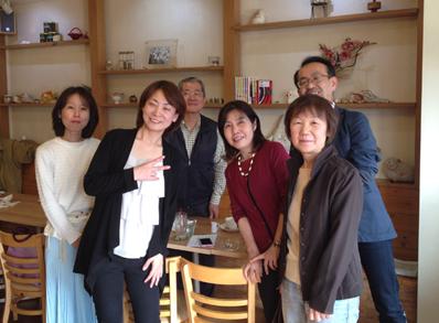 4/26 ティータイムコンサートincafesheep