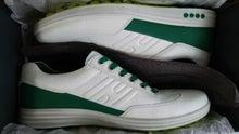 ホワイト/グリーン
