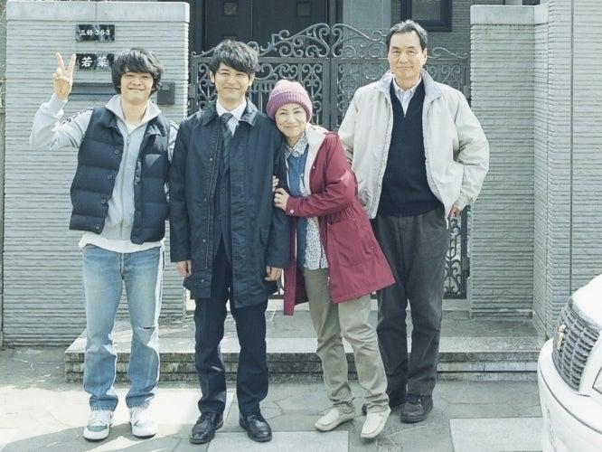 映画 ぼくたちの家族 妻夫木聡 池松壮亮 原田美枝子