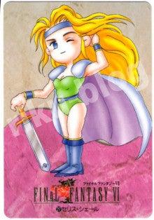 セリス・シェール,Celes Chere,莎莉丝·谢儿,Celes Chère,ファイナルファンタジー,最终幻想,Final Fantasy,太空戰士,SQUARE