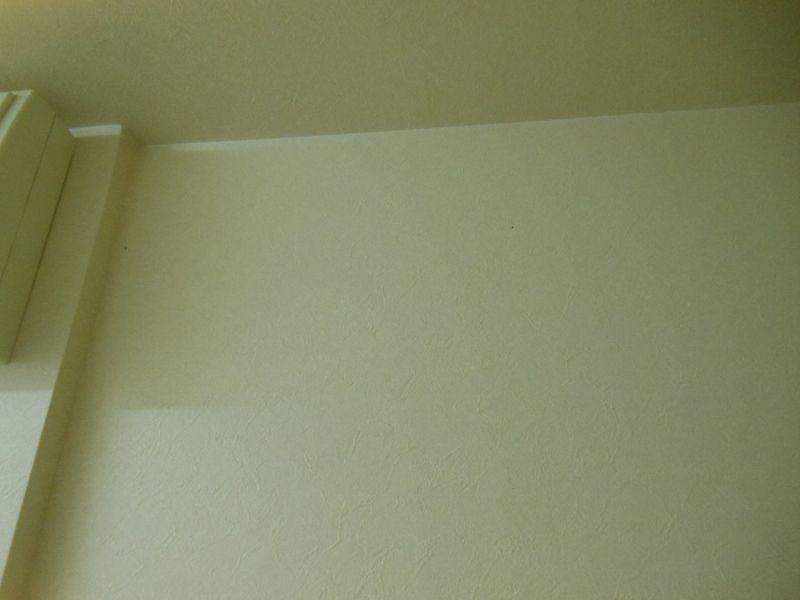 石膏ボード壁面の傷跡の大きさはどれくらい?