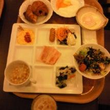 朝食 ☆ヽ(▽⌒*)