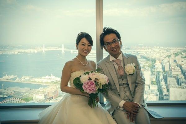 カトリック山手教会 横浜ロイヤルパークホテル 結婚式写真撮影
