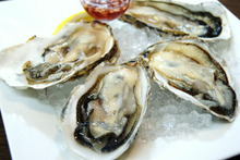 根室産牡蠣