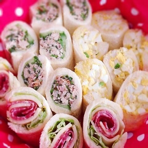 ピクニック弁当 サンドイッチ