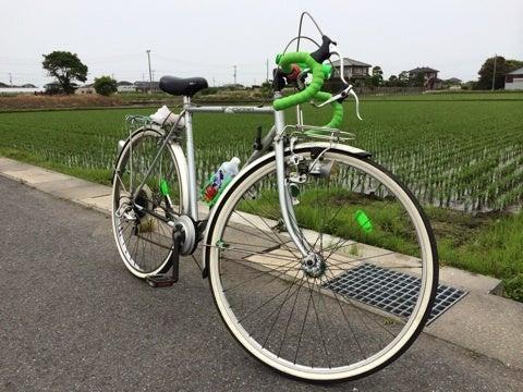 自転車の 古い自転車 : 古い自転車|九十九里町を ...