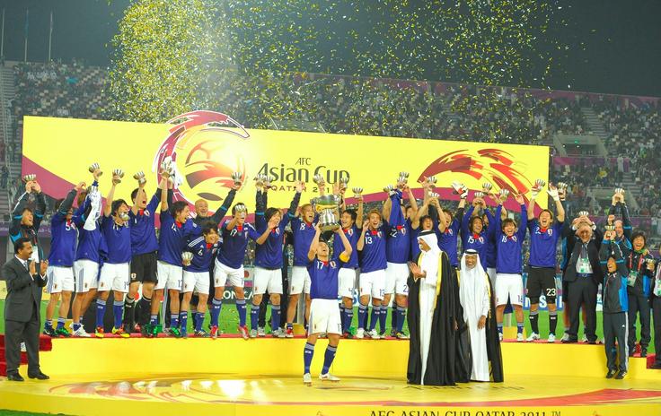 アジアカップ優勝 初制覇 悲願 日本 オーストラリア