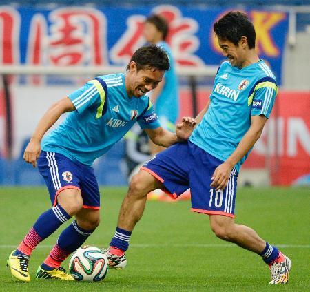 サッカー日本代表とブラジルワールドカップへの準備今夜、キリンチャレンジカップ2014「日本代表 vs キプロス代表」W杯前、国内最後の代表戦