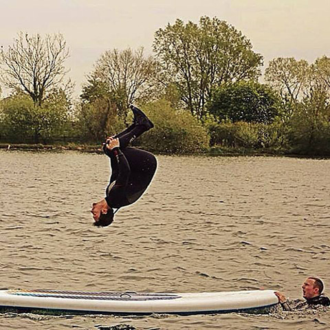 backflip on board 1405