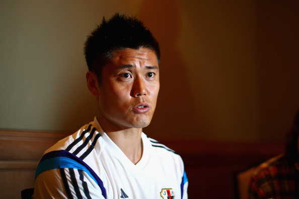 川島永嗣 日本代表 ブラジルワールドカップ W杯 アメリカ フロリダ州タンパ 合宿 練習