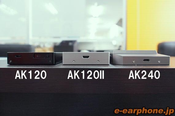 AK120II
