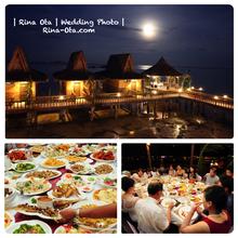 海外挙式披露宴水上レストランホテル格安