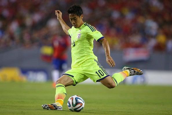 香川真司 日本代表 ワールドカップ ブラジルW杯 親善試合 コスタリカ代表 逆転勝利 強化