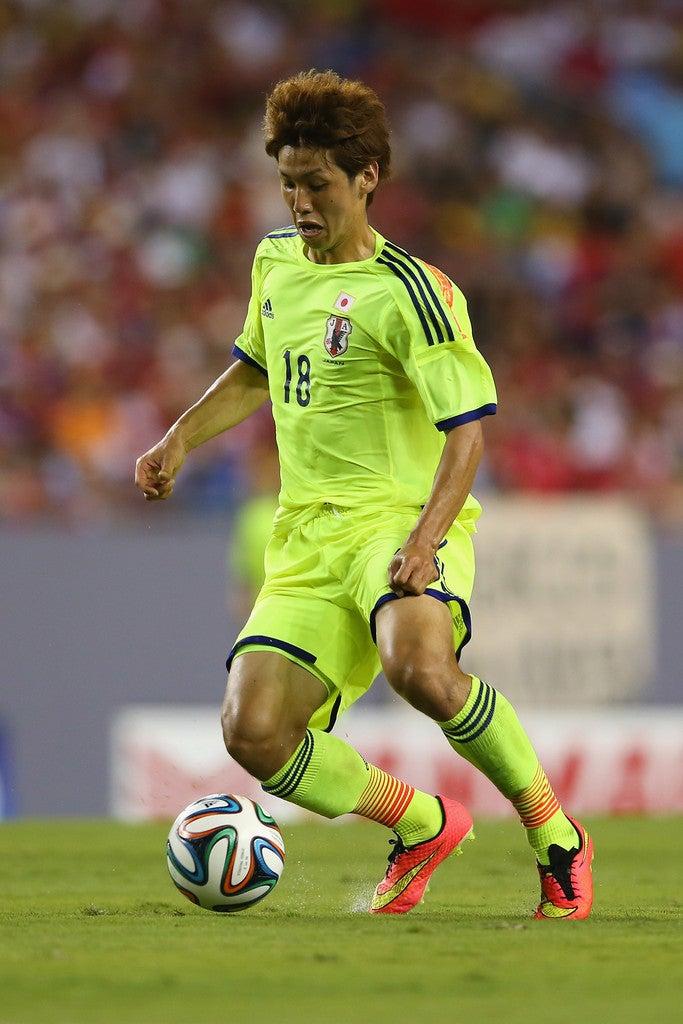 大迫勇也 日本代表 ワールドカップ ブラジルW杯 親善試合 コスタリカ代表 逆転勝利 強化