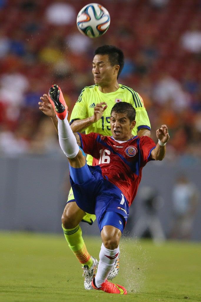 今野泰幸 日本代表 ワールドカップ ブラジルW杯 親善試合 コスタリカ代表 逆転勝利 強化
