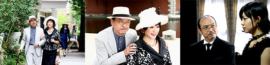 【魔戒ノ花】松坂慶子がゲストで登場!