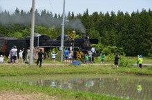 20140524田植えツアー16機関車